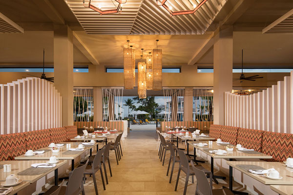 Restaurant - Emotions Playa Dorada By Hodelpa - Emotions Puerto Plata All Inclusive Resort - Dominican Republic